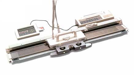 Machine Knitting Machines
