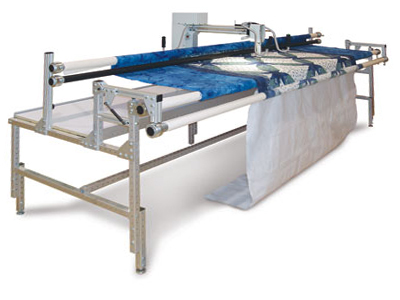 "32"" Long-arm Quilting Machine"