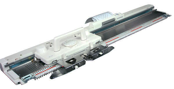Silver Reed SK155 Knitting Machine